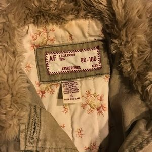 Abercrombie & Fitch Jackets & Coats - Abercrombie & Fitch Bomber Jacket
